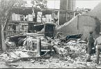 Name: Rear of Taylor's Furniture store after tornado of 21 May 1953 by snap-happy1.jpg    