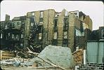 Name: Rear of Front St. buildings following the tornado of 21 May 1953 by snap-happy1.jpg    