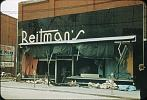 Name: Reitman's on Christina St. following the tornado of 21 May 1953 by snap-happy1.jpg    
