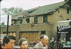 Name: Modern Dry Cleaning on Cromwell St. following the tornado of 21 May 1953 by snap-happy1.jpg    