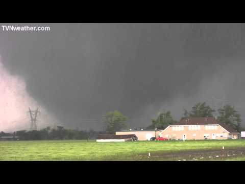 Horrific EF-5 Moore, Oklahoma tornado:  May 20,...