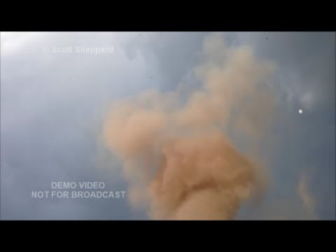 Storm Chaser Hit By Lightning - 5-27-14 Scott...