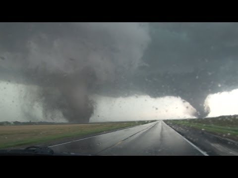 6/16/2014 Wakefield Nebraska Twin Wedge Tornado...