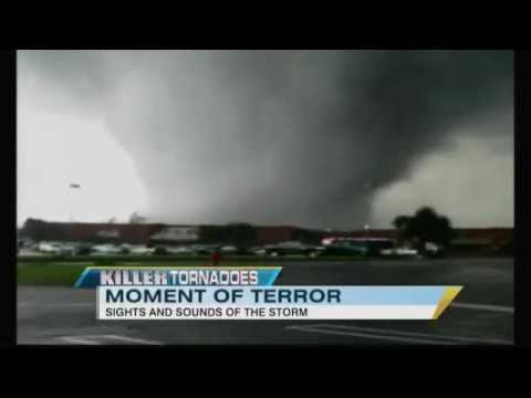 Tuscaloosa, AL Tornado Video: First-Hand Look at...