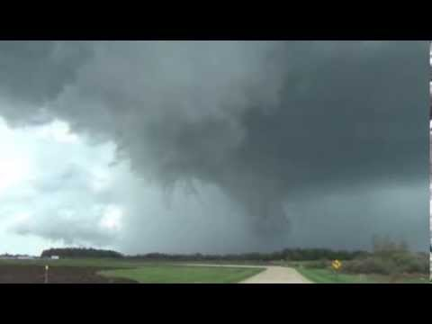 May 22 2013 Ontario supercell chase
