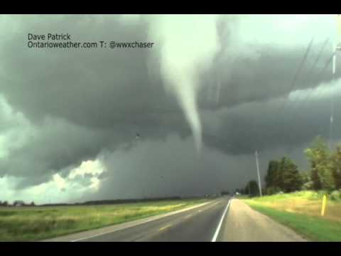Arthur to Grand Valley Tornado - Preliminary EF0