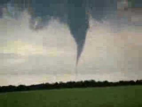 2 of 6 Tornado London Ontario Original Footage...
